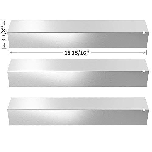 Shinestar - Parrilla protectora de calor para Chargriller 5050, 3001 piezas de repuesto, para King Griller 3008, 5252, 3...
