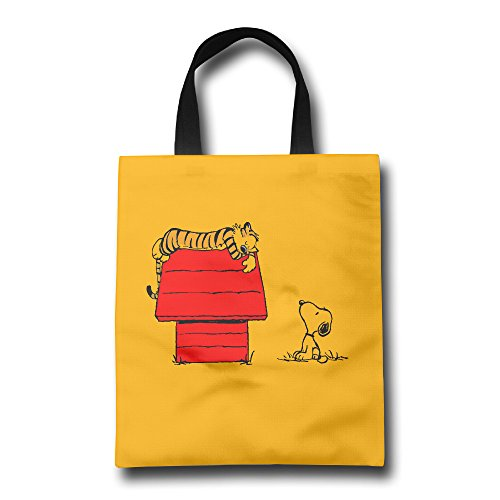 ^GinaR^ 200g Calvin And Hobbes With Snoopy 2 Gorgeous Non Woven ()