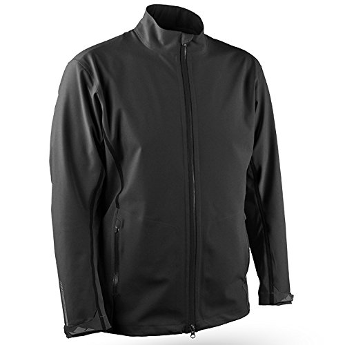 Sun Mountain Golf- 2015 Tour Series Jacket Black Large by Sun Mountain