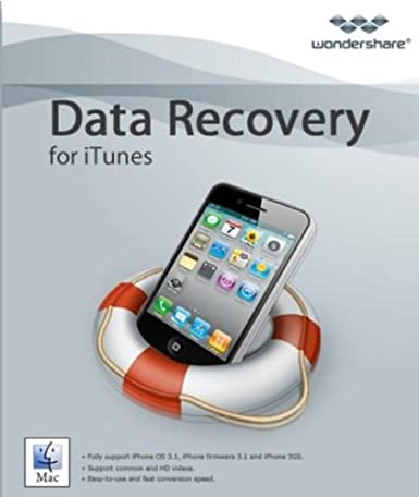 Amazon com: Wondershare Data Recovery for iTunes [Download