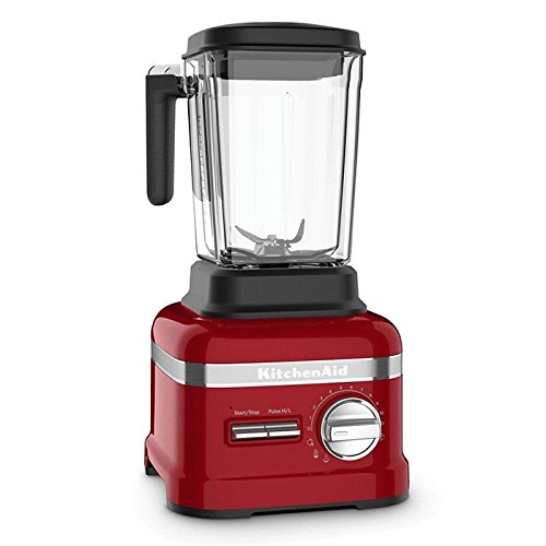 KitchenAid KSB8270CA Pro Line Series Thermal Control Jar Blender 3.5 HP Candy Apple Red
