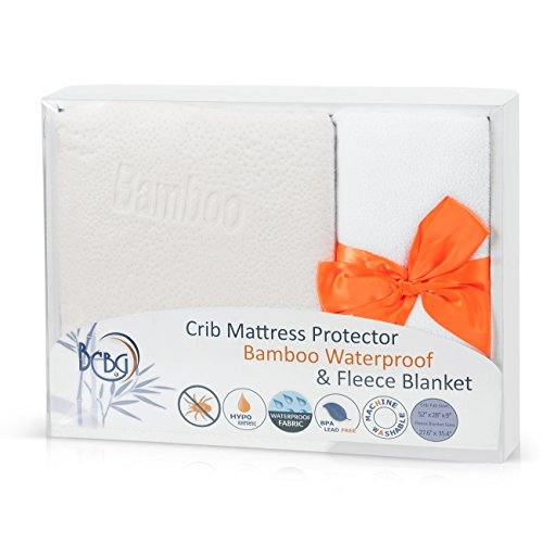 baby-crib-mattress-pad-and-fleece-blanket-by-bcbg-bamboo-hypoallergenic-waterproof-protector-cover-a