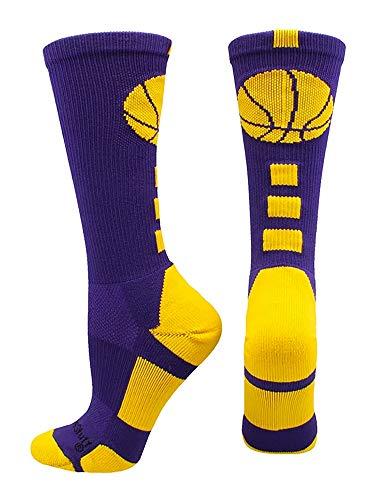 MadSportsStuff Basketball Socks with