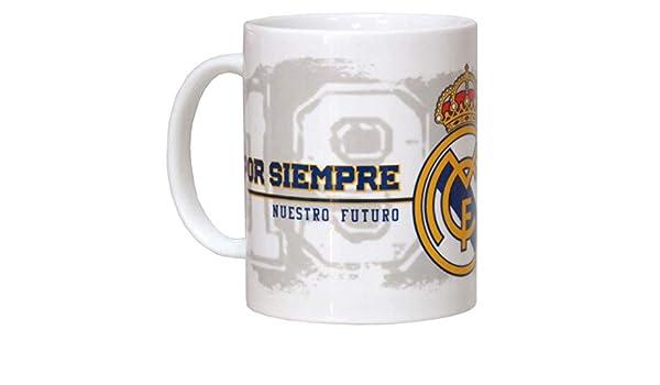 CYP Imports MG-36-RM Taza cerámica, diseño Real Madrid, 0, 0, 0 cm: Amazon.es: Hogar