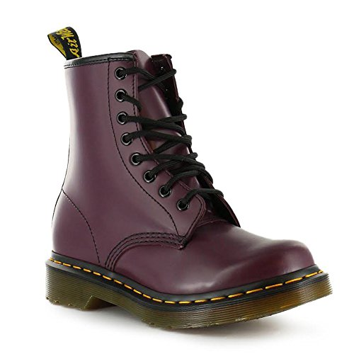 Dr. Martens Women's Purple 1460 8 Eye Boot Rogue Unisex 9 F(M) UK by Dr. Martens