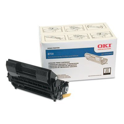 OKI52123603 - Oki 52123603 High-Yield To - 52123603 High Yield Toner Shopping Results