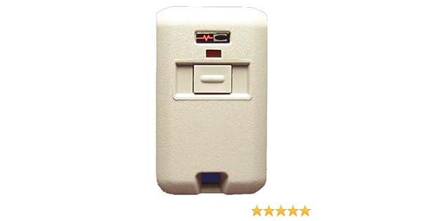 Two button linear multicode MINI REMOTE 3083 4120 compatible remote X10