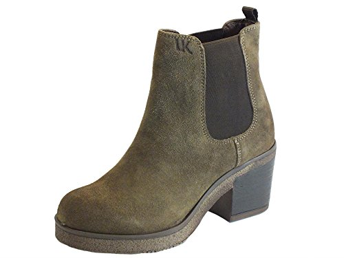 Lumberjack Cilly Sw17903-001 A01 Cn002 Taupe, Damen Stiefel & Stiefeletten Taupe