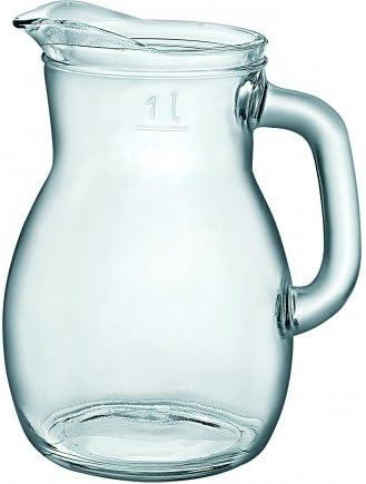 Pressring Bormioli Rocco Bistrot jug with filling mark at 0,25l 1pcs