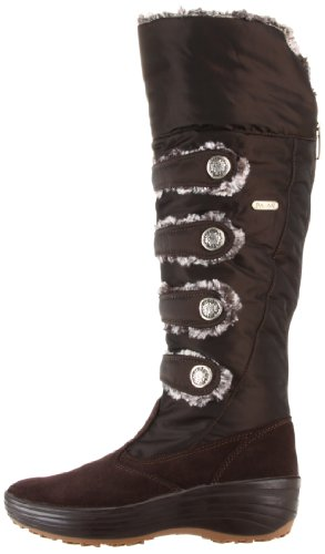 n Fur Boot,Brown,40 EU/9-9.5 M US ()