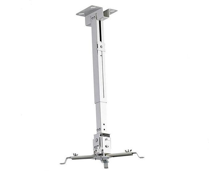 longxi 2 en 1 Universal Blanco proyector de Techo Soporte de Techo ...