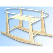 Jolly Jumper Rocking Basket Stand, Natural