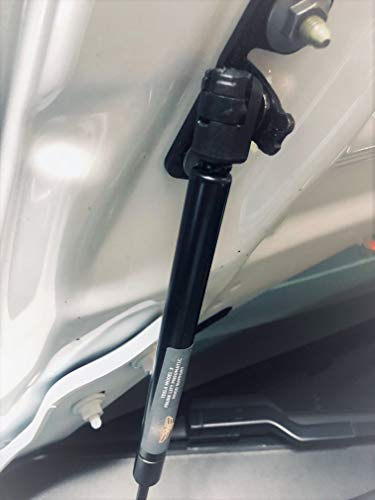 Tesla Model 3 Front Hood Frunk Lift Pneumatic Struts Hood Support For  Automatic Opening Lifting (Pair) by AY Customs