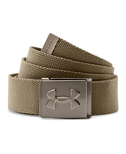 Canvas Belt (Under Armour Men's Webbed Belt, Canvas (254), One)