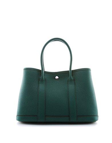 ainifeel-womens-genuine-leather-top-handle-handbag-shopping-bag-tote-bag-emerald