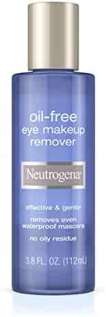 Neutrogena Oil-Free Liquid Eye Makeup Remover, 3.8 Fl. Oz.
