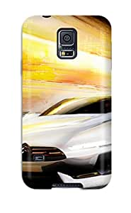 2023966K95874917 Slim Fit Tpu Protector Shock Absorbent Bumper Citroen Case For Galaxy S5