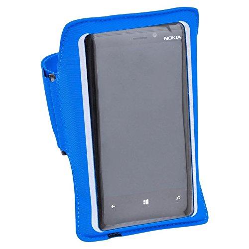 Kalenji Smartphone Armband  Blue