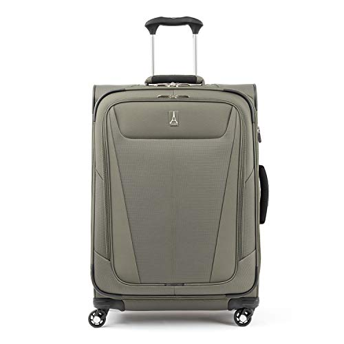 - Travelpro Luggage Maxlite 5 Lightweight Expandable Suitcase , Slate Green