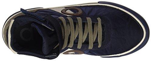 Aro Women's Pol Hi-Top Trainers Blue (Navy) DpmDN4oqj
