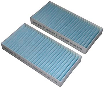 pack of one Blue Print ADA102522 Cabin Filter Set