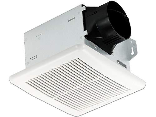 - Delta Electronics (Americas) Ltd. ITG100 Breezintegrity Exhaust Bath Fan, 1.5 Sone, White