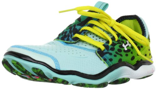 Under Armour UA Toxic Six Women's Running Shoes - 7.5 - Blue