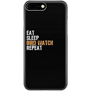 Eat Sleep Bird Watch Repeat - Phone Case Fits Iphone 6, 6s, 7, 8