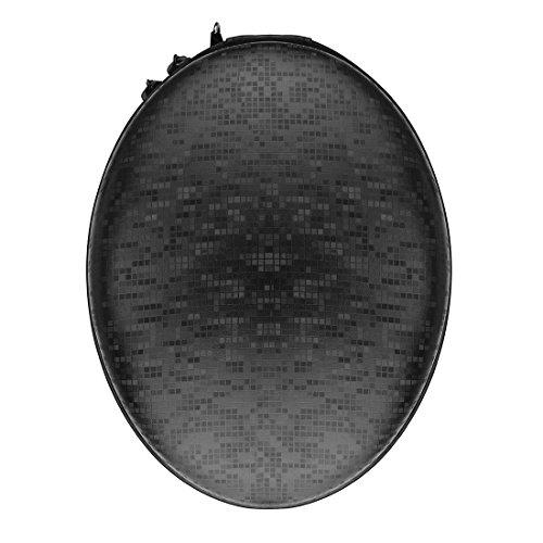 Linkidea Case for Beats Studio3, Studio2.0, Studio Wireless, Skullcandy HESH 3, Sony MDR100AAP, 100ABN, 1000X, Sennheiser Momentum 2.0 Headphones Hard Shell Carrying Case / Travel Bag (Black)