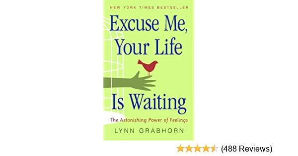 Me Power Reviews >> Excuse Me Your Life Is Waiting The Astonishing Power Of Feelings