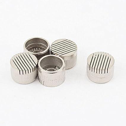 5pcs piezas de molde de acero inoxidable con ranuras de tipo núcleo Box Vents 14mmx10mm - - Amazon.com