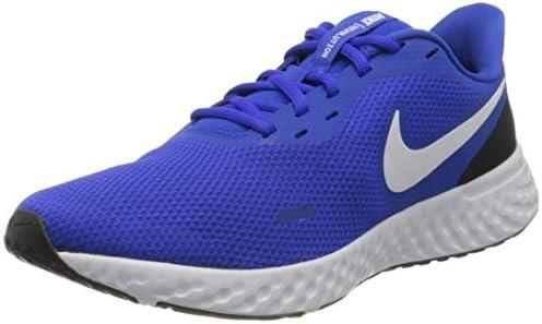 Amazon Com Nike Men S Revolution 5 Running Shoe Black Ys M Road Running