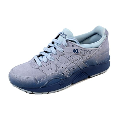 ASICS GEL LYTE V MID GREY SUEDE RED SPLATTER MENS RUNNING FASHION H7Q3N 9696 Skyway/Skyway for sale great deals sale authentic sale cheap price clearance latest uapnFEN1U