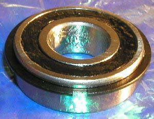 6203-2RSNR Sealed Bearing Snap Ring 17x40x12 Ball Bearings VXB Brand 9550 Snap