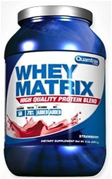 Quamtrax whey matrix - 2267gr mezcla de proteínas de suero ...