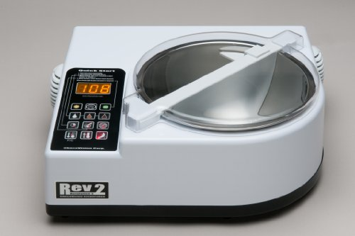 ChocoVision C116USREV2WHI Revolation 2 Chocolate Tempering Machine, White
