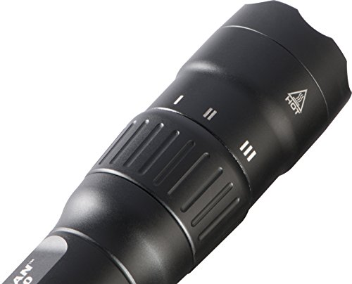 Pelican 7600 Rechargeable Tactical Flashlight (Black) by Pelican (Image #2)