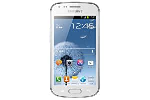 Samsung Galaxy Trend 4GB 4GB Color blanco - Smartphone (SIM única, Android, MiniSIM, EDGE, GPRS, GSM, HSDPA, Barra)