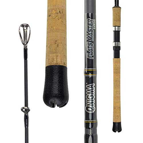 Enigma Fishing Equipment & Accessories - High Performance Flats Master Series Fishing Pole - 7' 2