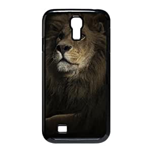 Samsung Galaxy S4 Cases Lion King, Vety, [Black]