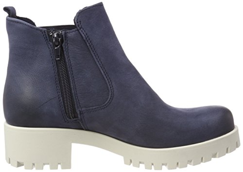 Chelsea 25435 navy 805 Tamaris Boots Femme Bleu 5TxBHw