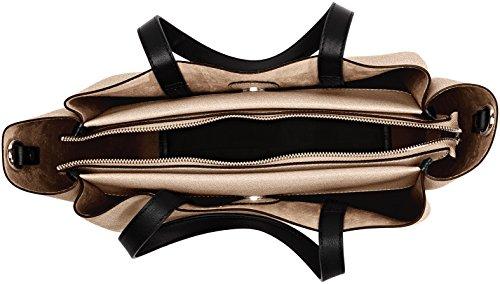 70821 Sac Gaudì V8a Pewter cabas Beige fq0vwpxCw