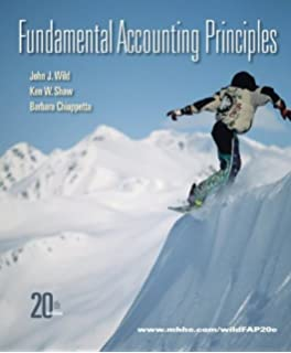 Fundamental accounting principles hardcover john j wild ken shaw fundamental accounting principles 20th edition fundamental accounting principles 20th edition john wild fandeluxe Gallery