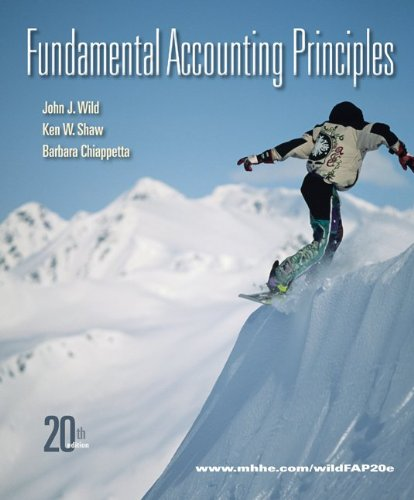 Loose-Leaf Fundamental Accounting Principles