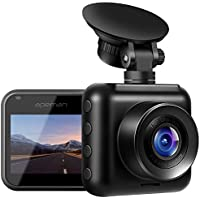 APEMAN Dash Cam 1080P Full HD Mini Car Driving Recorder...