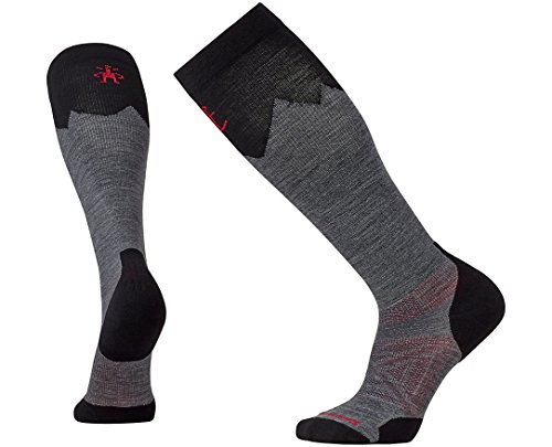Smartwool PHD Alpinist Running Socks - AW16 - X Large - Grey