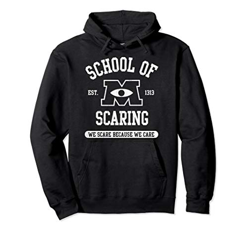 Disney Pixar Monsters University School of Scaring EST. 1313 Pullover Hoodie