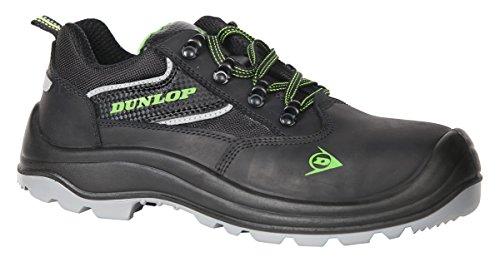 Dunlop Orion Low - Schwarze Arbeitsschutzschuhe