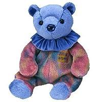 1 X Ty Beanie Babies - September the Birthday Bear