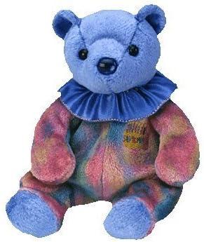 the Birthday Bear Ty Beanie Baby SEPTEMBER